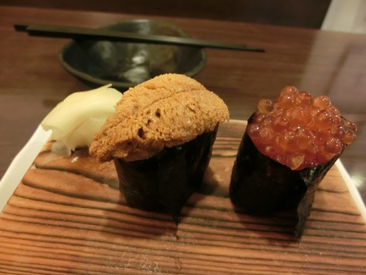 【燒烤店台中】台中美食餐廳私心推薦,這次生日餐不僅日式料理的刺身新鮮,就連燒烤的串燒美食也讓我食慾大開~~