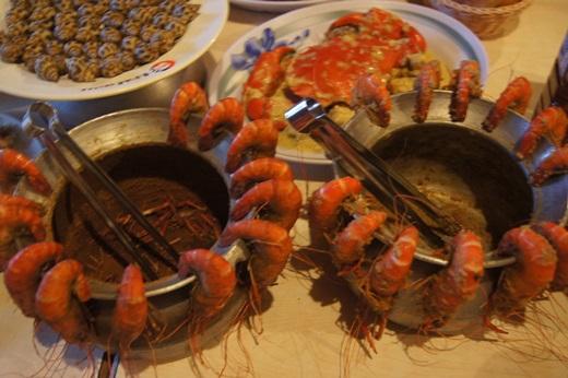 【新竹餐廳】新竹美食餐廳※推薦竹北一間現撈鮮蝦的海鮮餐廳給大家※店家都是採用新鮮活蝦當食材※所以想在新竹找好吃的鮮蝦料理※一定要來這間啊