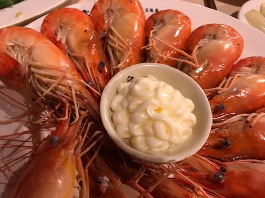 【現炒】新竹+竹北+美食餐廳+海鮮+活蝦+流水泰國蝦必推聚餐好所在