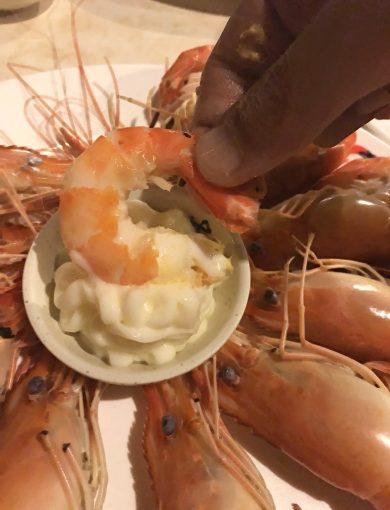 【海鮮】竹北活蝦餐廳◆新竹好吃蝦料理推薦,聚餐座位多~宵夜聚會大推/活蝦料理新鮮好吃到不行