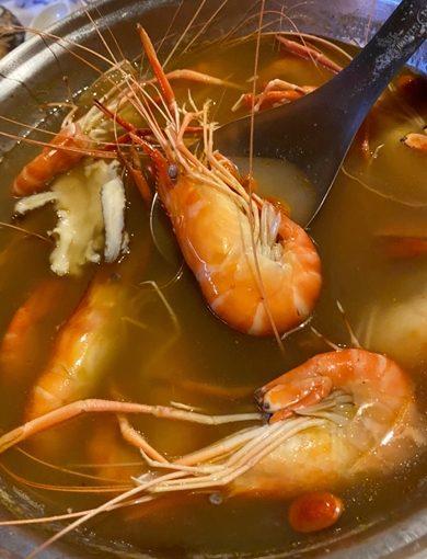 {海鮮餐廳}新竹+竹北美食+活蝦+聚餐+老饕の綜合評價+一吃還想再吃+100分的幸福感!