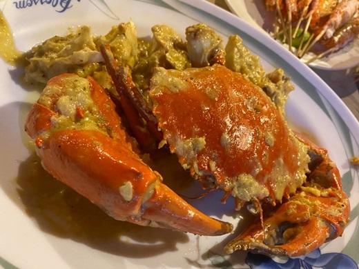 """【聚餐餐廳】新竹海鮮•有""""青""""才敢大聲!在地人推薦!愛吃蝦的朋友絕對不能錯過的超值活蝦美食"""