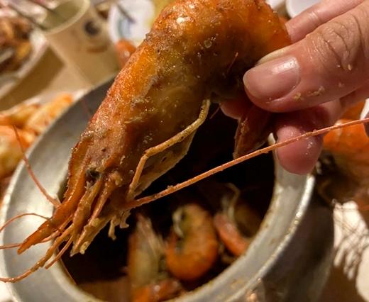 【新竹美食餐廳】竹北聚餐最愛的地方|懷舊風味,吃出童年回憶,推薦海鮮、活蝦料理!