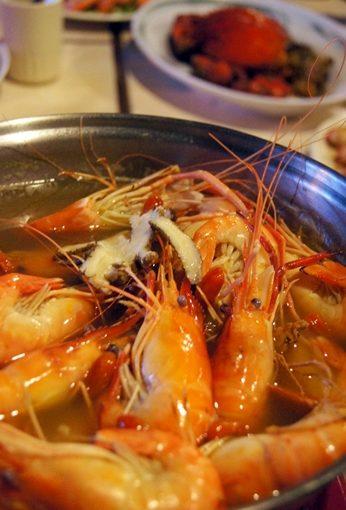 【海鮮餐廳】聚餐餐廳美食名單! 新竹、竹北好吃泰國蝦推薦~極推親子餐廳! 一吃手就停不下來. . . 超鮮活蝦餐廳!