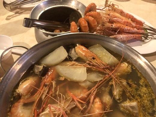 【新竹美食餐廳】在地人的NO.1餐廳? 活蝦料理就愛這一味! 海鮮、活蝦讓人一吃想再吃~