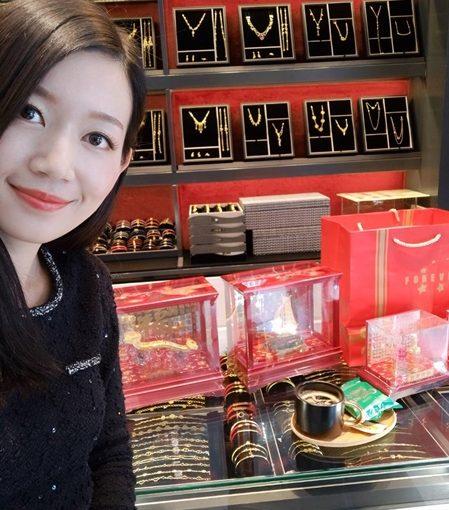 【台中黃金首飾】要怎麼挑選送退休前輩的禮物呢?!氣派的黃金擺飾什麼都有~只推薦我最愛的金飾店!
