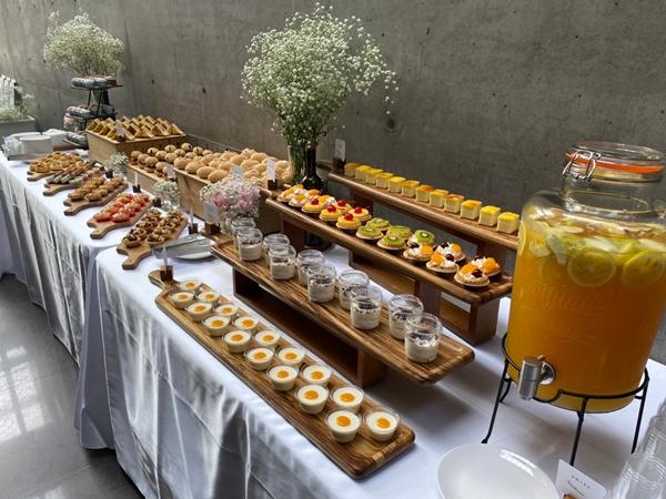 <戶外婚禮餐點> 外燴buffet第一選擇!大台中平價鄉村風生日慶生、抓週派對餐點推薦!